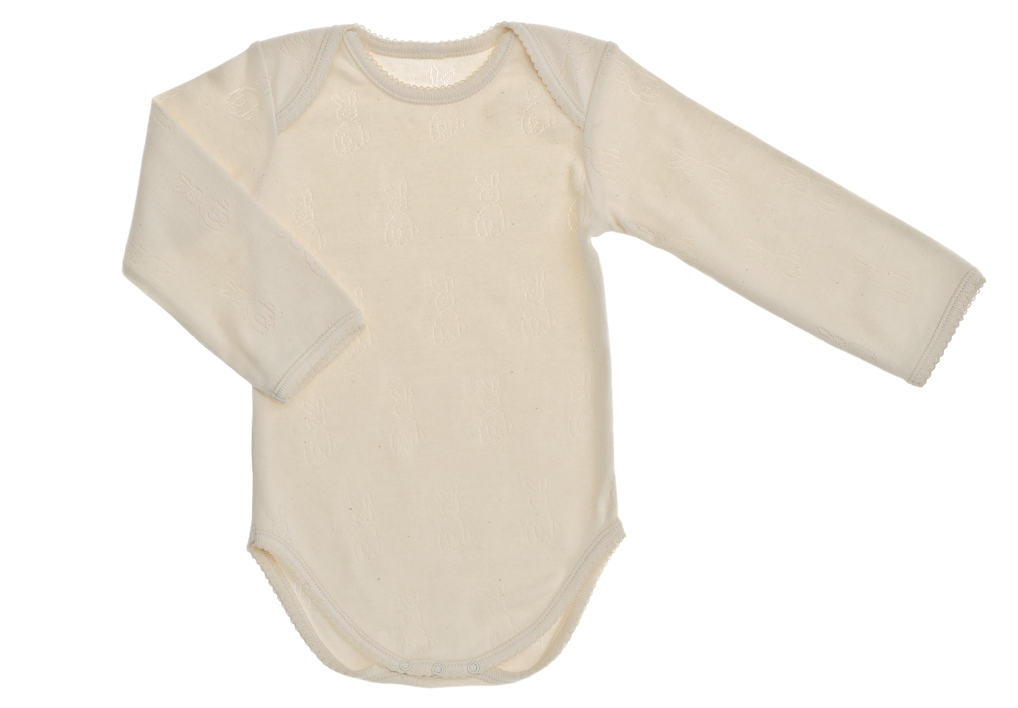 Bodysuit with Envelope Collar