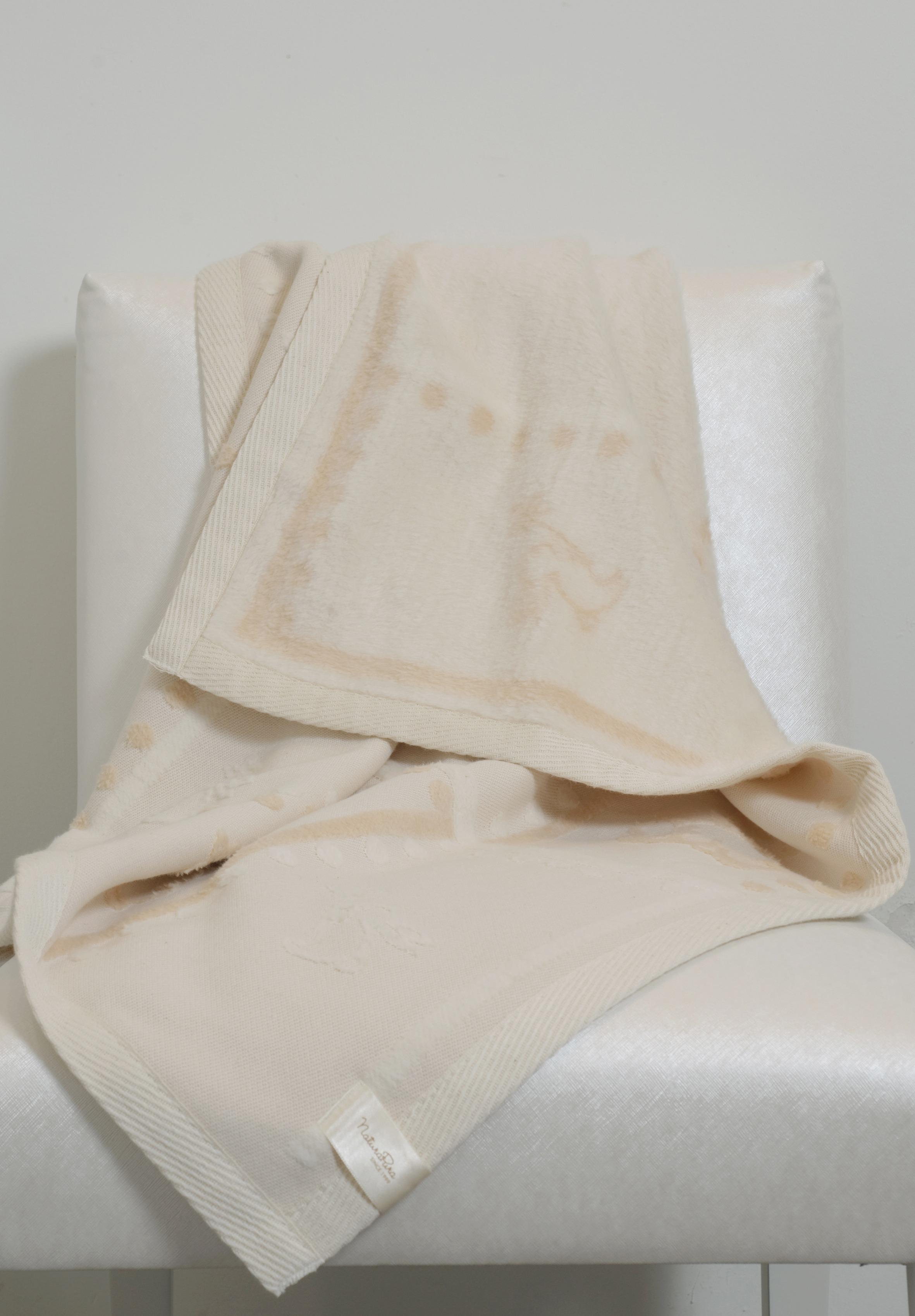 Cobertor com Relevo